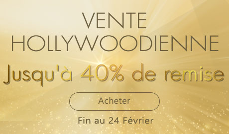 Vente Hollywoodienne