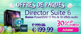 Acheter Director Suite 6