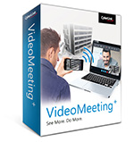 VideoMeeting+: Voir plus. Faire plus. | CyberLink